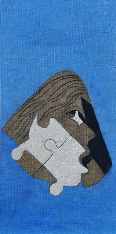 Fêlures, puzzle & masques