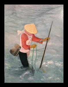 Le Pêcheur du Lac de l'Ouest