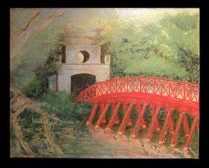 Hanoi - Pont Rouge