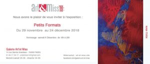 Invitation_Galerie_Art_et_Miss_29_nov_au_8_dec_2018